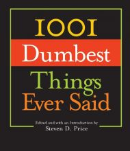 1001 Dumbest Things Ever Said als eBook Downloa...