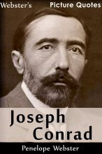 Webster´s Joseph Conrad Picture Quotes als eBoo...